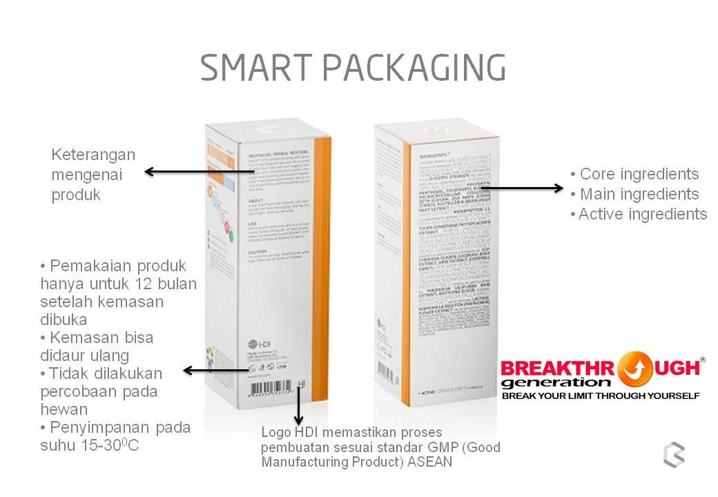 BSKIN: SMART SKIN SCIENCE | Breakthrough Generation
